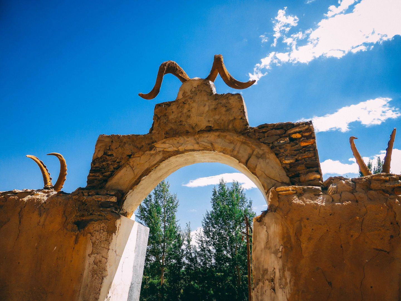 Pamir Highway shrines