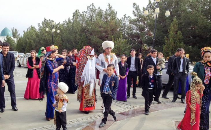 Ashgabat City Tour - Turkmen Wedding