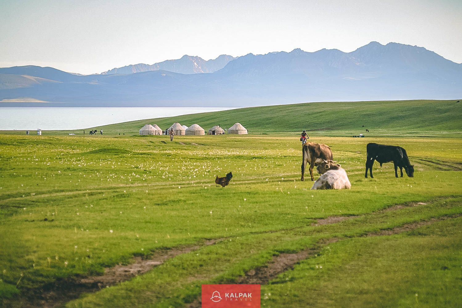 Kyrgyzstan summer weather, best time to go