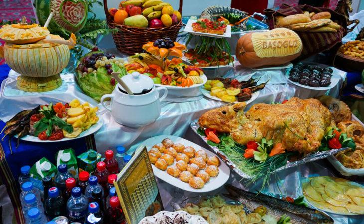 Turkmenistan's cuisine and food