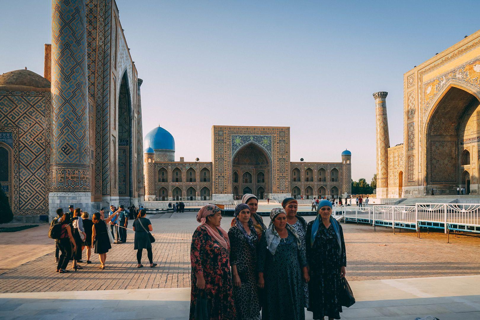Best Uzbekistan tour, Samarkand