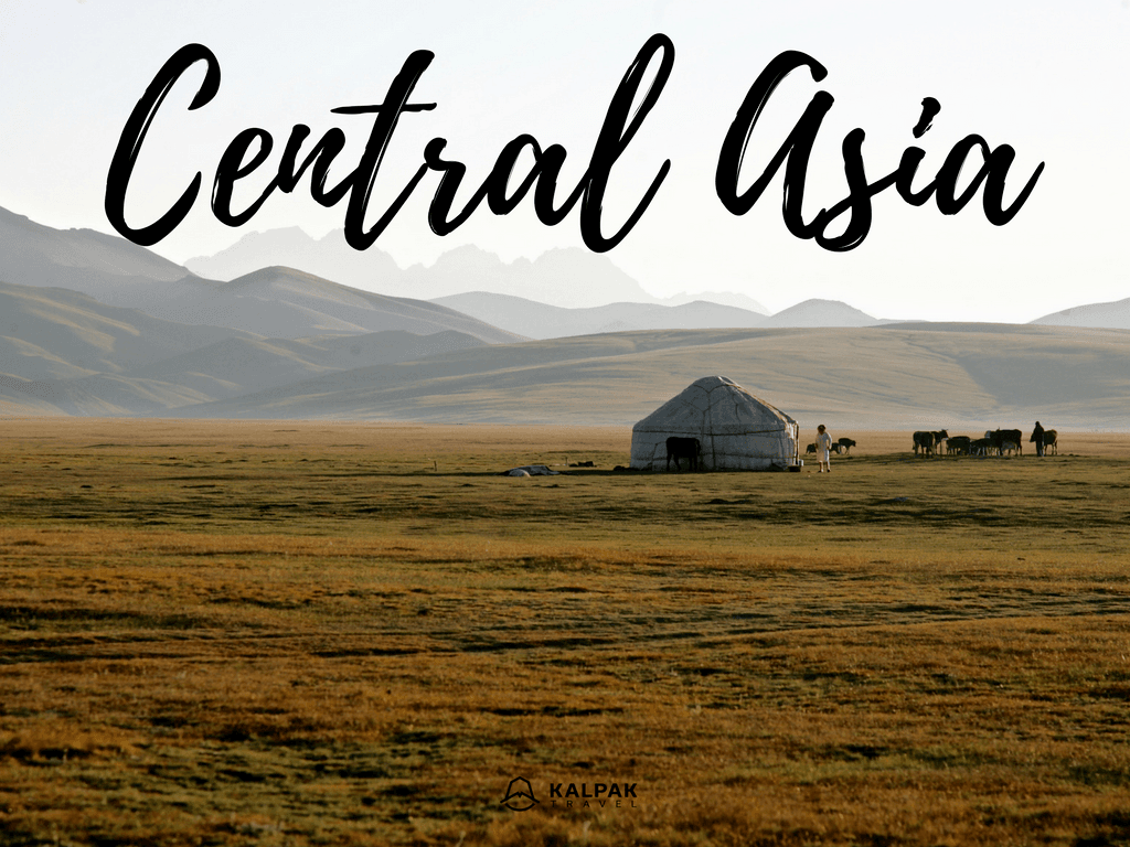 what is Central Asia?