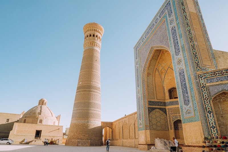 Zentralasien Rundreise