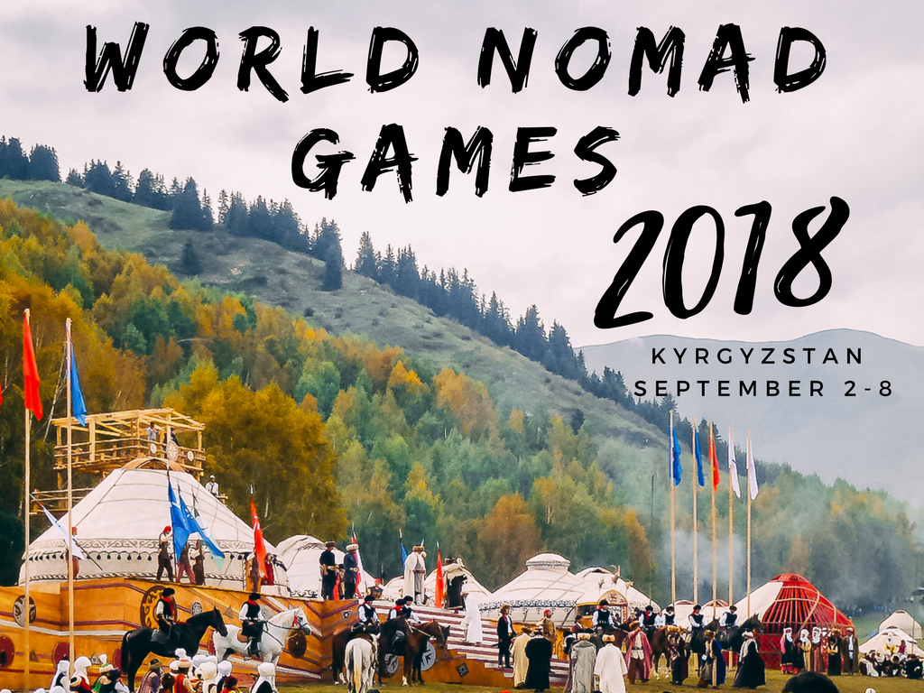 World Nomad Games 2018, Kyrgyzstan