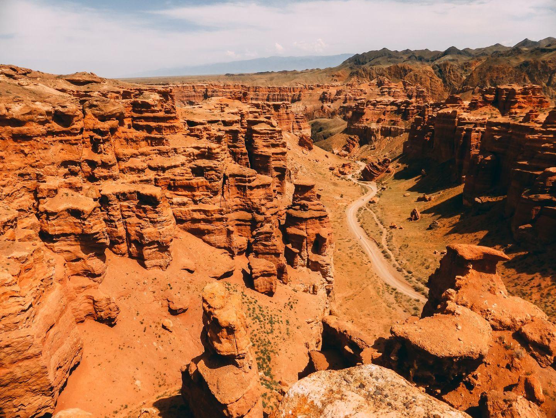 Kazakhstan travel Highlights