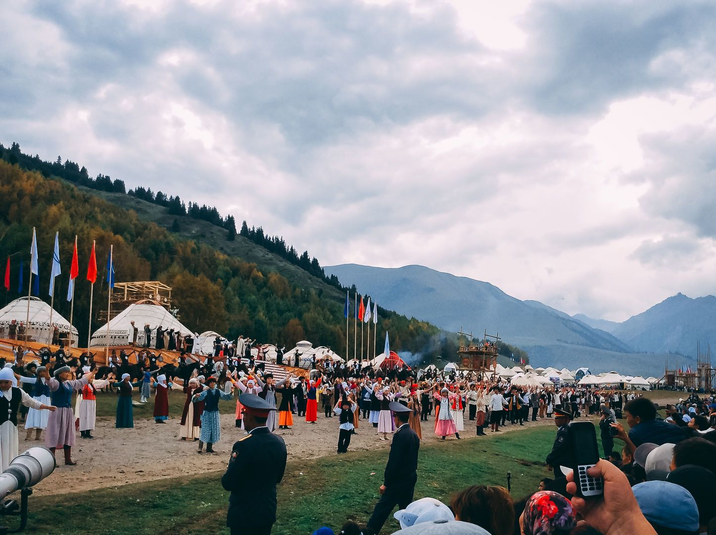 World nomad games central asia