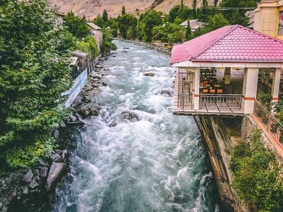 Tajikistan Pamir Highway trip starting from Qalai Khum