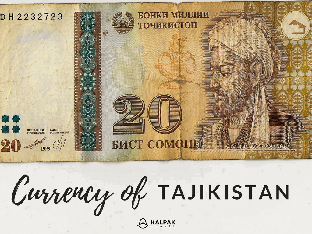 Tajikistan's money and currency