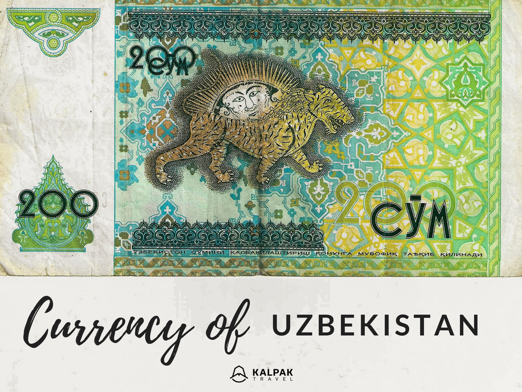 Uzbekistan's money and currency