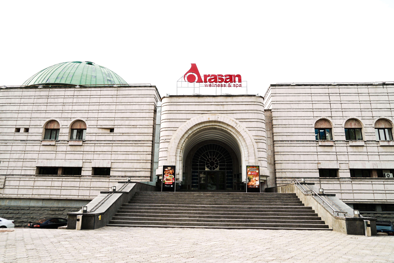Almaty Arasan baths