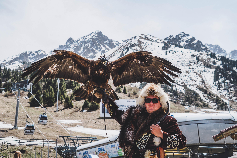 Shymbulak mountain resort, Almaty