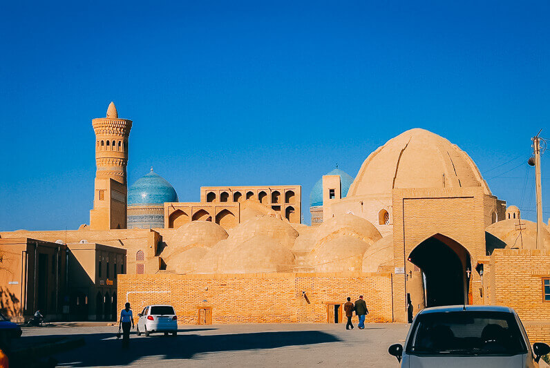 Central Asian journey in Bukhara