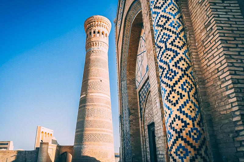 Central Asia cultural tour