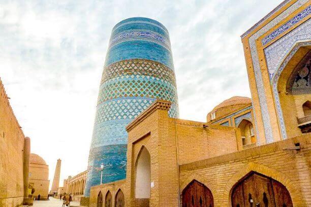 Central Asia Tour in Khiva, Uzbekistan