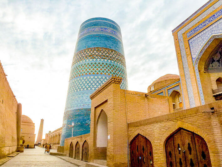 Central Asia vacations in Khiva