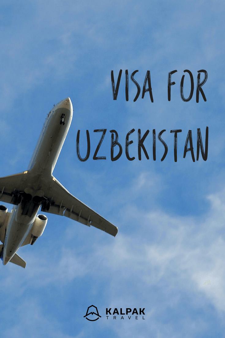 Uzbekistan Visa